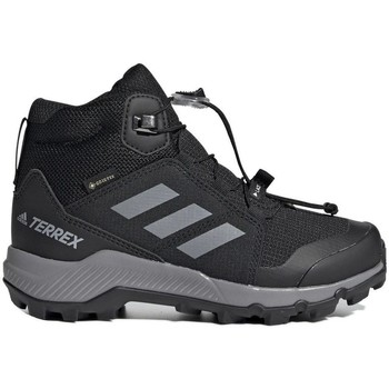 Topánky Deti Snehule  adidas Originals Terrex Mid Gtx Čierna