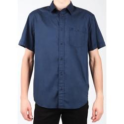 Oblečenie Muži Košele s krátkym rukávom Wrangler S/S 1PT Shirt W58916S35 navy