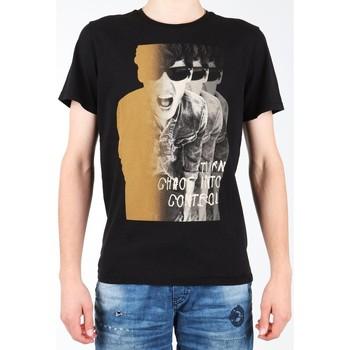Oblečenie Muži Tričká s krátkym rukávom Lee Photo Tee Black L60BAI01 black