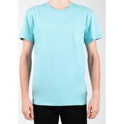 Oblečenie Muži Tričká s krátkym rukávom DC Shoes DC SEDYKT03376-BHA0 blue