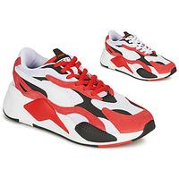 Topánky Nízke tenisky Puma RS-X3 Červená / Biela
