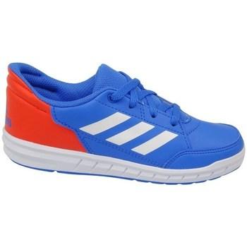 Topánky Chlapci Nízke tenisky adidas Originals Altasport K Modrá