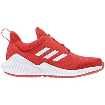 Topánky Deti Nízke tenisky adidas Originals Fortarun K Červená