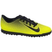Topánky Deti Futbalové kopačky Nike JR Bravatax II TF Čierna,Žltá