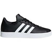 Topánky Deti Nízke tenisky adidas Originals VL Court 20 K Čierna