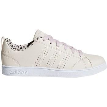 Topánky Deti Nízke tenisky adidas Originals VS Advantage CL K Béžová