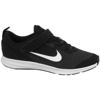Topánky Deti Nízke tenisky Nike Downshifter 9 Psv Čierna