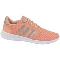 Topánky Ženy Nízke tenisky adidas Originals QT Racer Oranžová