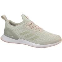 Topánky Deti Bežecká a trailová obuv adidas Originals Rapidarun X Knit J Olivová,Béžová