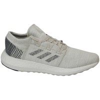 Topánky Deti Bežecká a trailová obuv adidas Originals Pureboost GO J Sivá