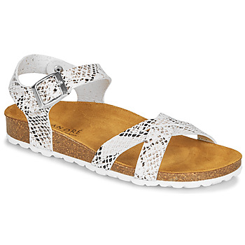 Topánky Ženy Sandále André REFLEXE Biela