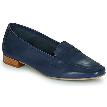Topánky Ženy Mokasíny André NAMOURS Námornícka modrá