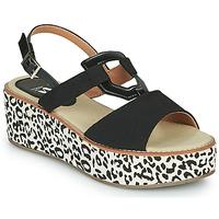 Topánky Ženy Sandále Vanessa Wu MIGLOS Čierna