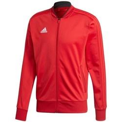 Oblečenie Muži Mikiny adidas Originals Condivo 18 Červená