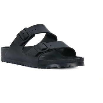 Topánky Muži Šľapky Birkenstock ARIZONA EVA BLACK CALZ S Nero