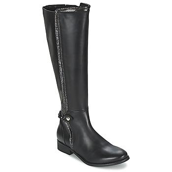 Topánky Ženy Čižmy do mesta Regard ROBALO čierna