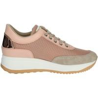 Topánky Ženy Členkové tenisky Agile By Ruco Line 1304 Light dusty pink