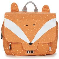 Tašky Deti Školské tašky a aktovky TRIXIE MISTER FOX Oranžová