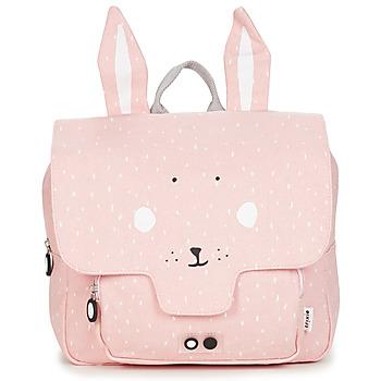 Tašky Dievčatá Školské tašky a aktovky TRIXIE MISS RABBIT Ružová