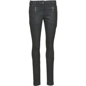 Oblečenie Ženy Džínsy Slim Tom Tailor LIRDO Čierna / Olejová