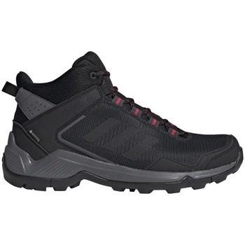 Topánky Ženy Turistická obuv adidas Originals Terrex Eastrail Mid Gtx W Čierna