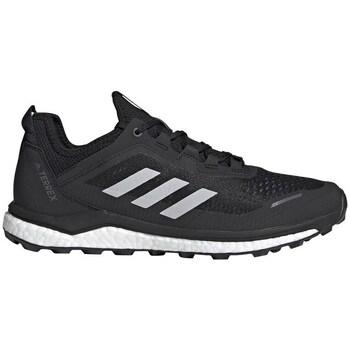 Topánky Muži Bežecká a trailová obuv adidas Originals Terrex Agravic Čierna,Sivá