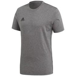 Oblečenie Muži Tričká s krátkym rukávom adidas Originals Core 18 Grafit