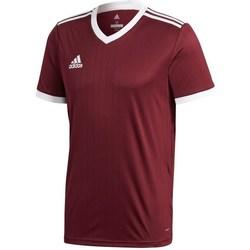 Oblečenie Muži Tričká s krátkym rukávom adidas Originals Tabela 18 Bordó