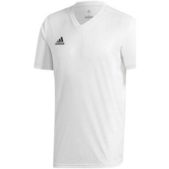 Oblečenie Muži Tričká s krátkym rukávom adidas Originals Tabela 18 Biela
