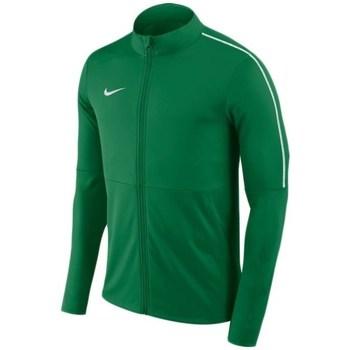 Oblečenie Muži Vrchné bundy Nike Dry Park 18 Training Zelená
