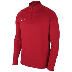 Oblečenie Chlapci Vrchné bundy Nike JR Dry Academy 18 Dril Top Bordó