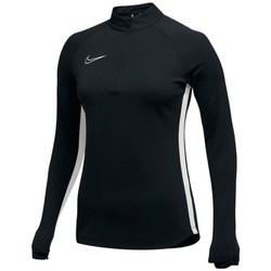 Oblečenie Ženy Vrchné bundy Nike Womens Dry Academy 19 Dril Top Čierna
