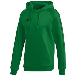 Oblečenie Muži Mikiny adidas Originals Core 18 Zelená