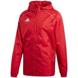 Oblečenie Muži Vetrovky a bundy Windstopper adidas Originals Core 18 Rain Červená