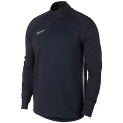 Oblečenie Muži Vrchné bundy Nike Dry Academy Dril Top Čierna