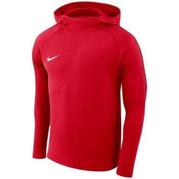 Oblečenie Muži Mikiny Nike Dry Academy 18 Hoodie PO Červená