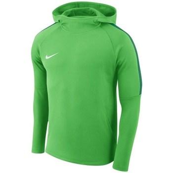 Oblečenie Muži Mikiny Nike Dry Academy 18 Zelená