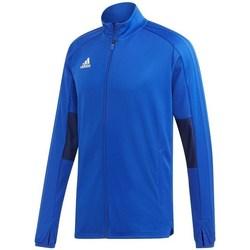 Oblečenie Muži Vrchné bundy adidas Originals Condivo 18 Training Modrá