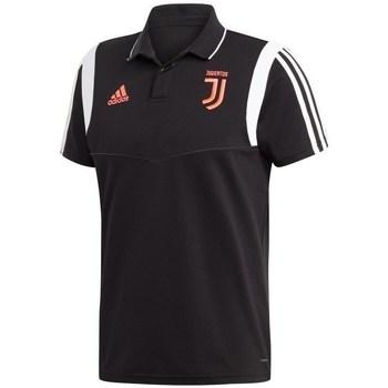 Oblečenie Muži Polokošele s krátkym rukávom adidas Originals Juventus CO Čierna