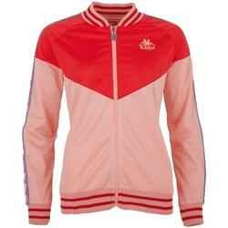 Oblečenie Ženy Vrchné bundy Kappa Clive Jacket Červená, Ružová