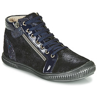 Topánky Dievčatá Členkové tenisky GBB RACHIDA Modrá