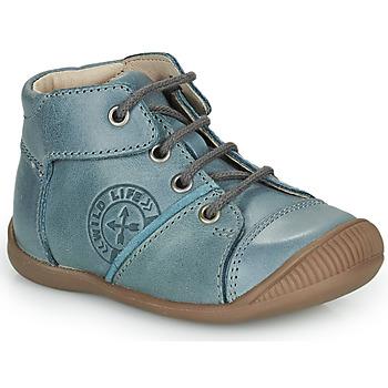 Topánky Chlapci Členkové tenisky GBB OULOU Modrá