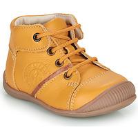 Topánky Chlapci Polokozačky GBB OULOU Žltá