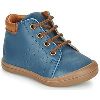 Topánky Chlapci Polokozačky GBB TIDO Modrá