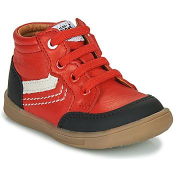 Topánky Chlapci Členkové tenisky GBB VIGO Červená