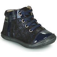 Topánky Dievčatá Členkové tenisky GBB OUNA Modrá