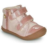 Topánky Dievčatá Členkové tenisky GBB ODITA Ružová