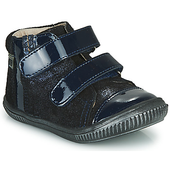 Topánky Dievčatá Členkové tenisky GBB ODITA Modrá
