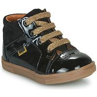 Topánky Dievčatá Členkové tenisky GBB THEANA Čierna