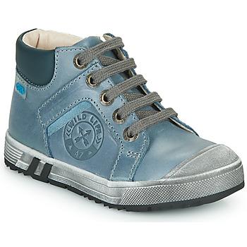 Topánky Chlapci Členkové tenisky GBB OLANGO Modrá
